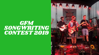 Glastonbury FM Songwriting Competition 2019