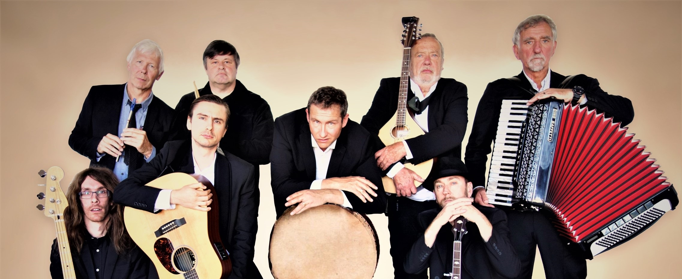 CANCELLED: THE P'HOGUES - A Spirited Tribute to The Pogues - Fairytale of Glastonbury - Festive Special