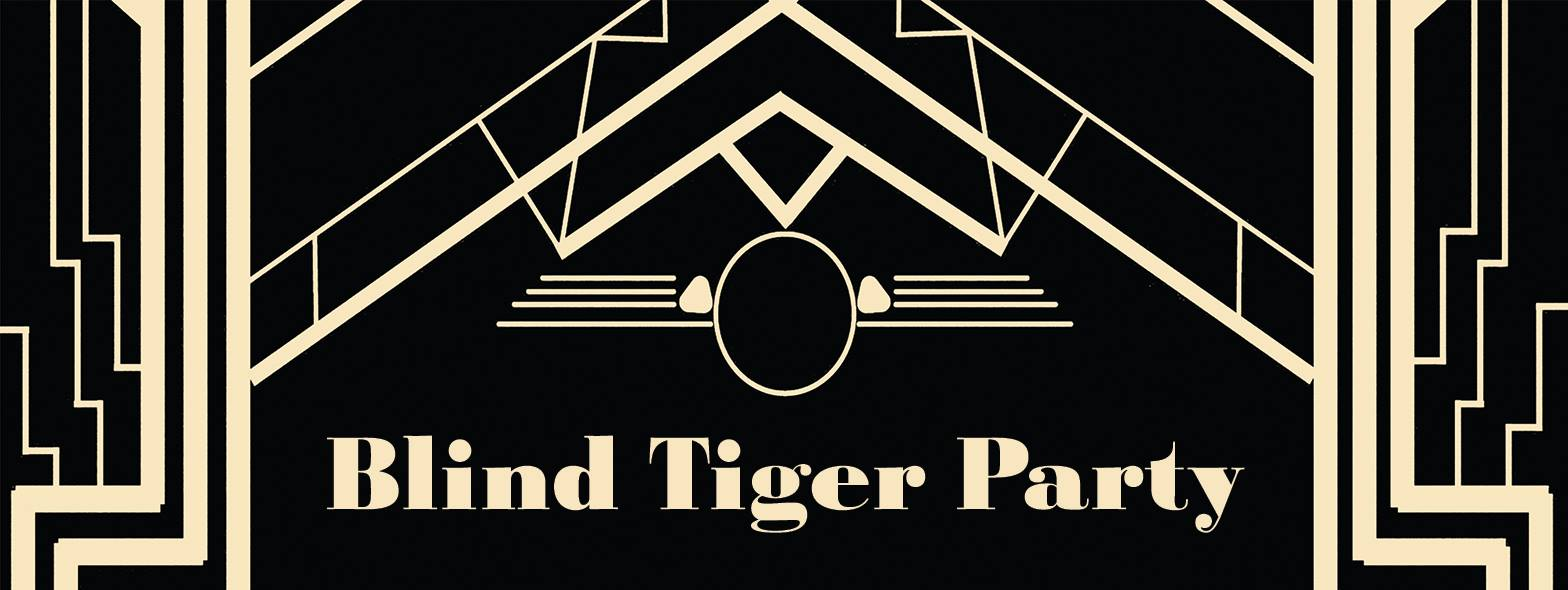 NYE - The Blind Tiger Party