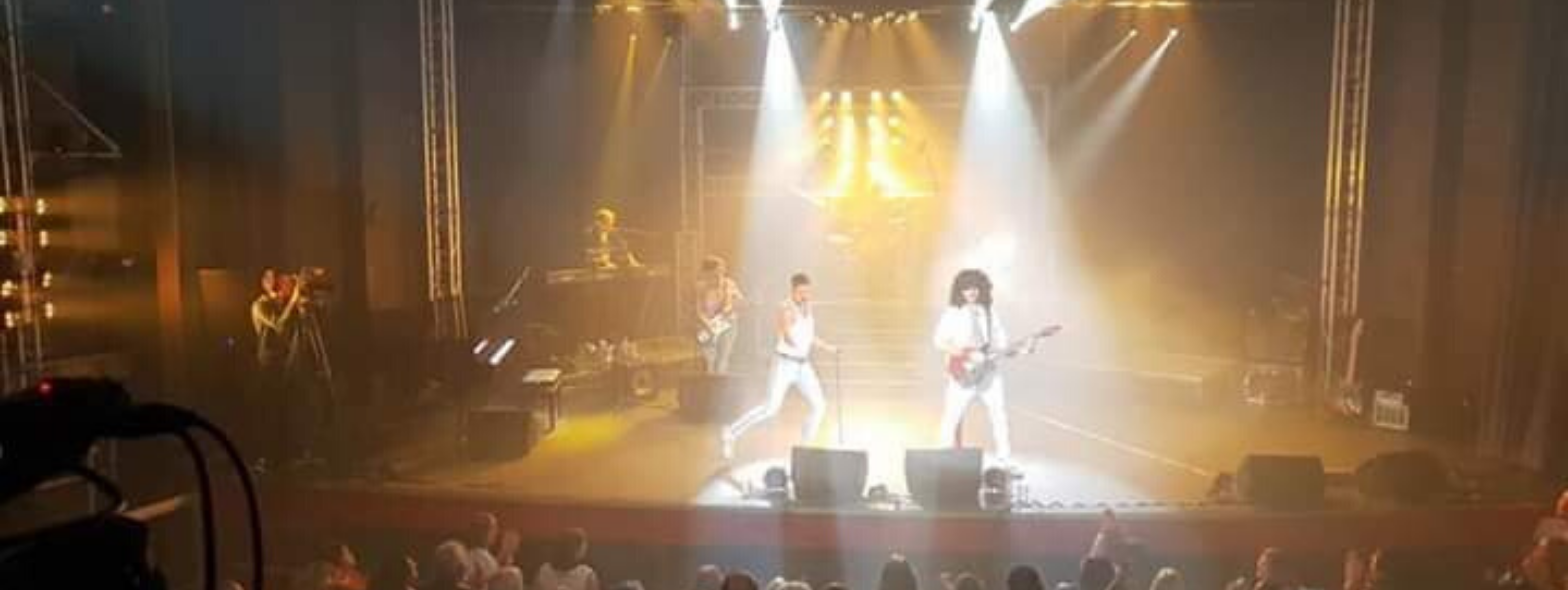CANCELLED: Queen Tribute Band @ Tuckers Grave