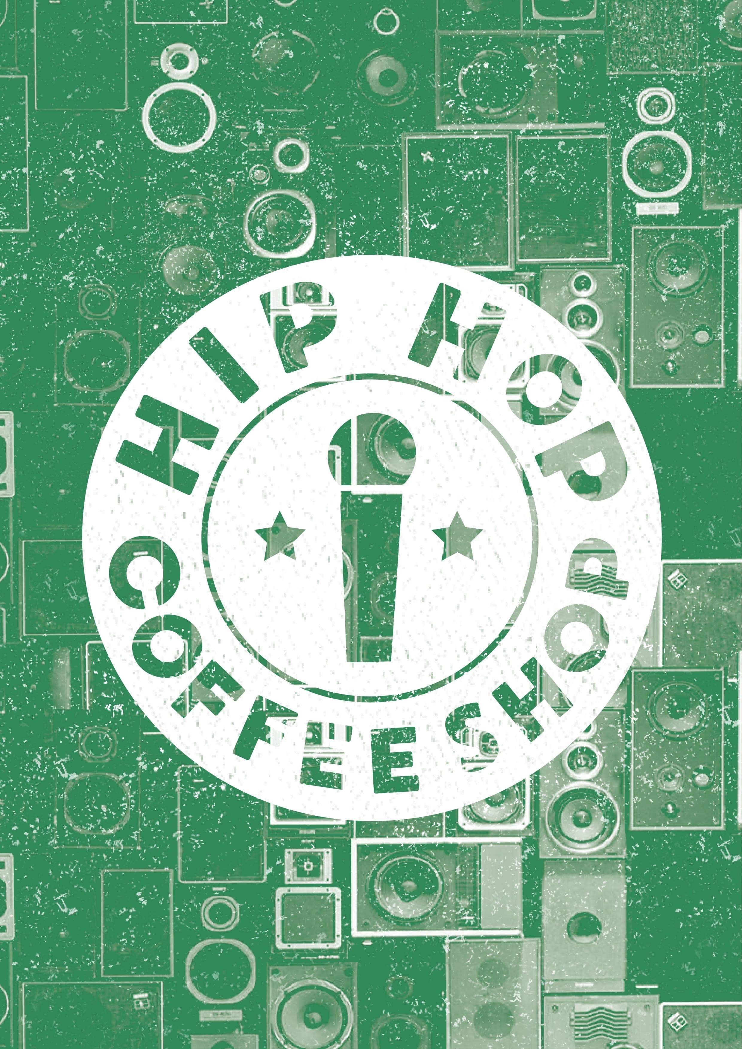 Event Poster For Hip Hop Coffee Shop Sessions: 2nd Bday Bash