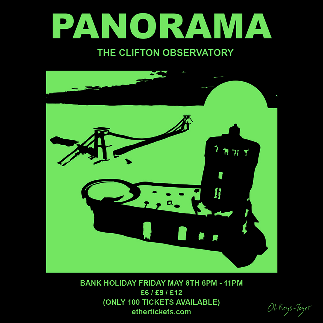 Event Poster For PANORAMA VOLUME II