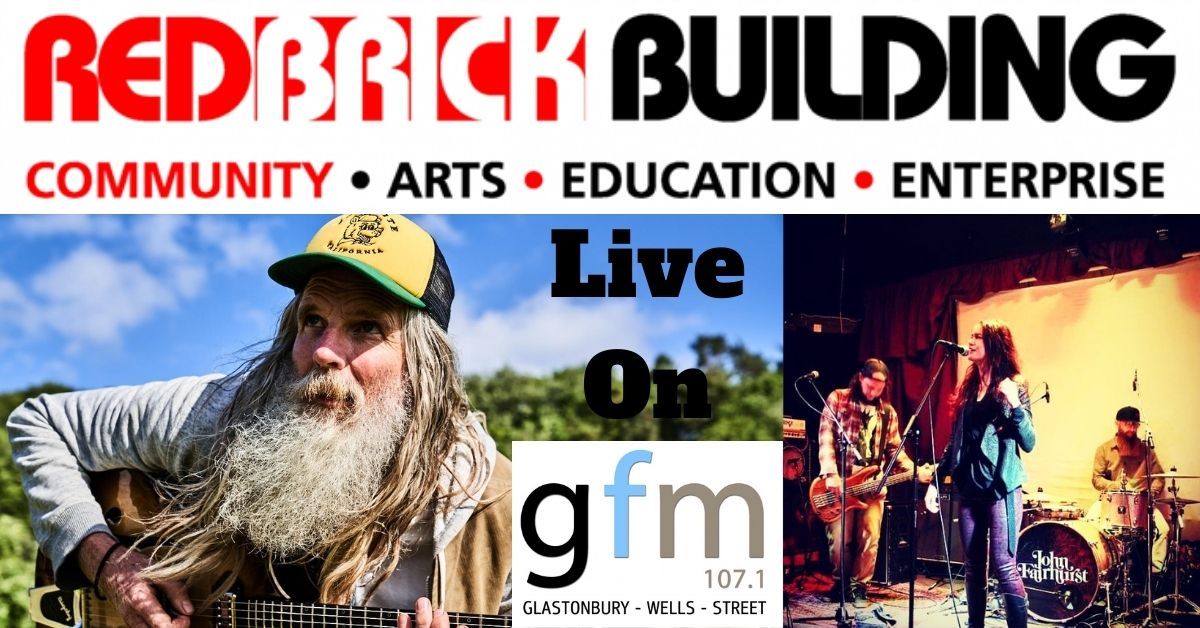 Jack Bessant and the Cheddar Experiment/ Hoodoo Blue: Red Brick Live on GFM