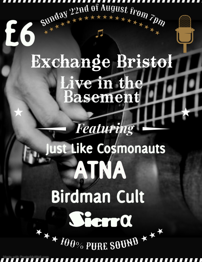 Live @Exchange Bristol