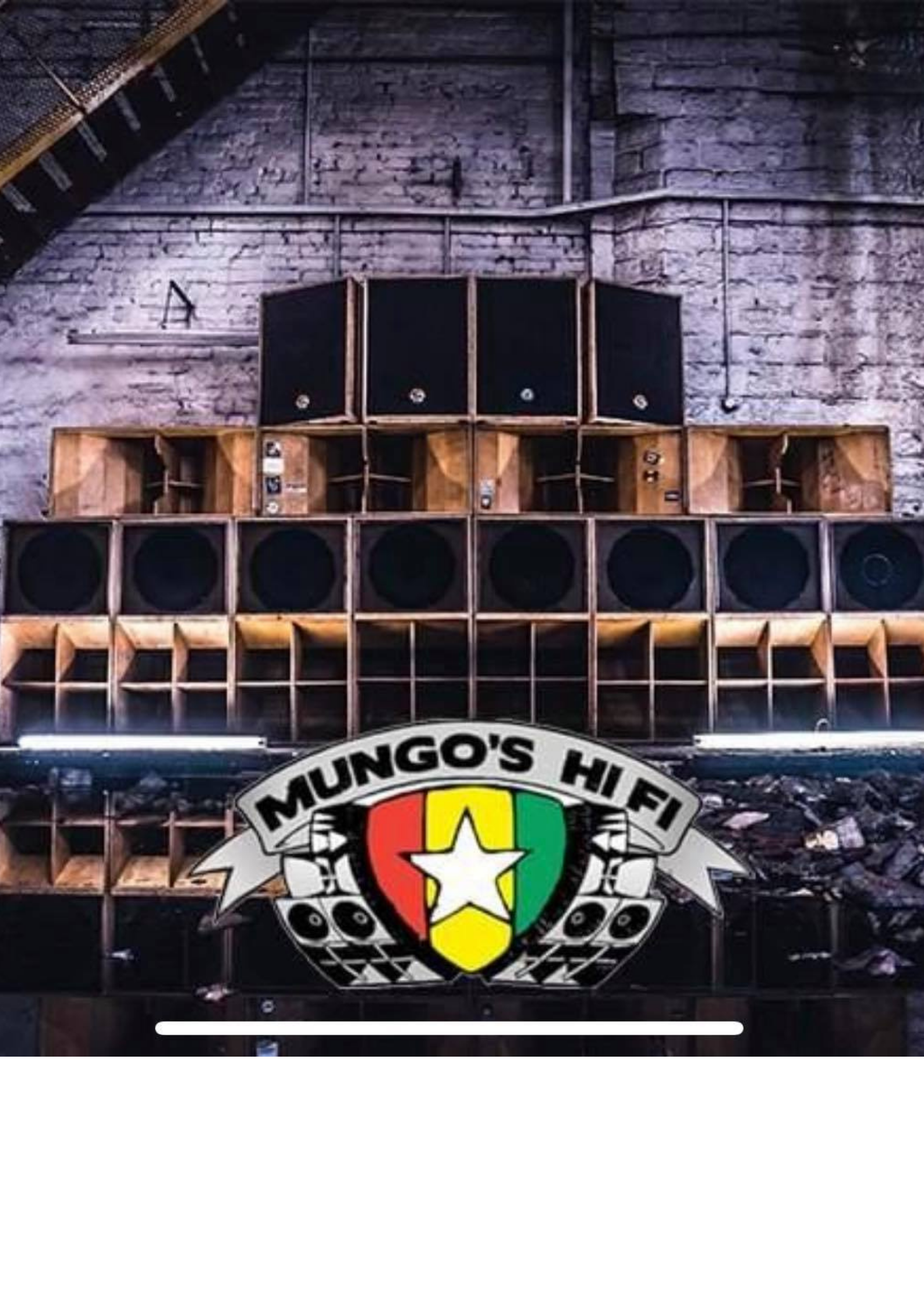 Event Poster For Mungo's Hi Fi Soundsystem Ft. Charley P